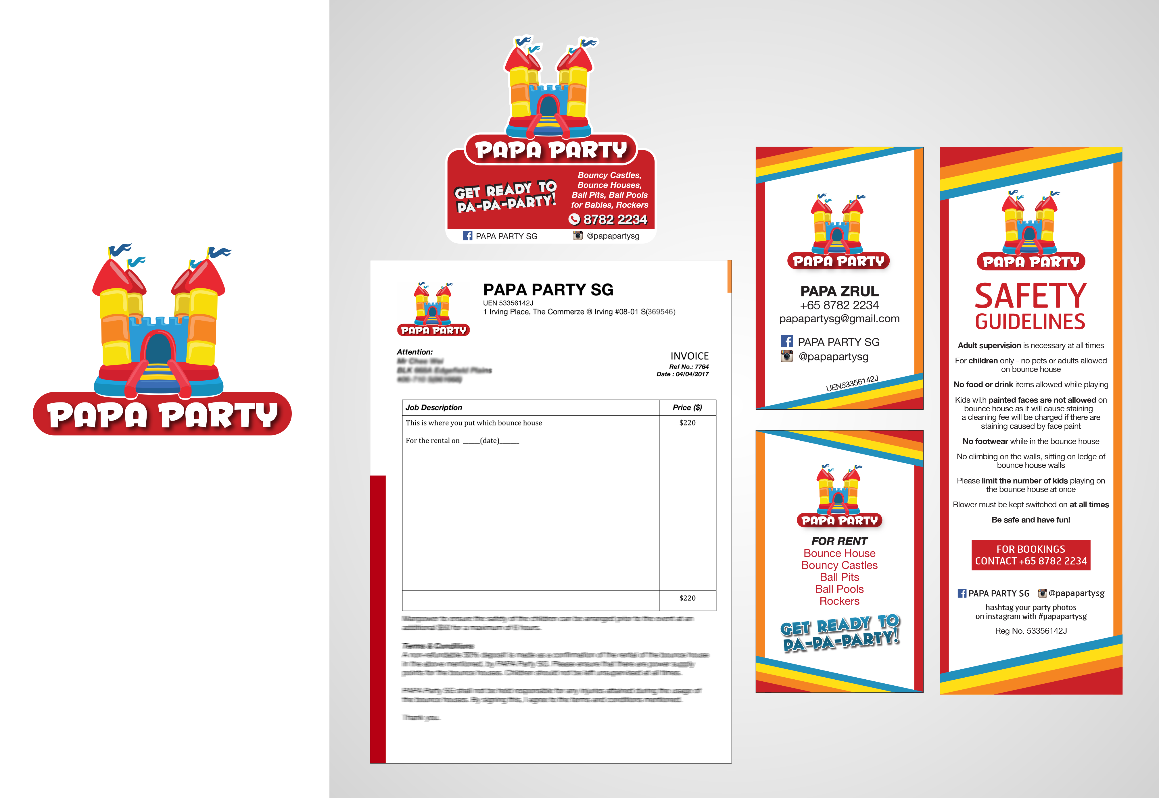 Design & Analytics dna_papaparty4 Papa Party (SG)