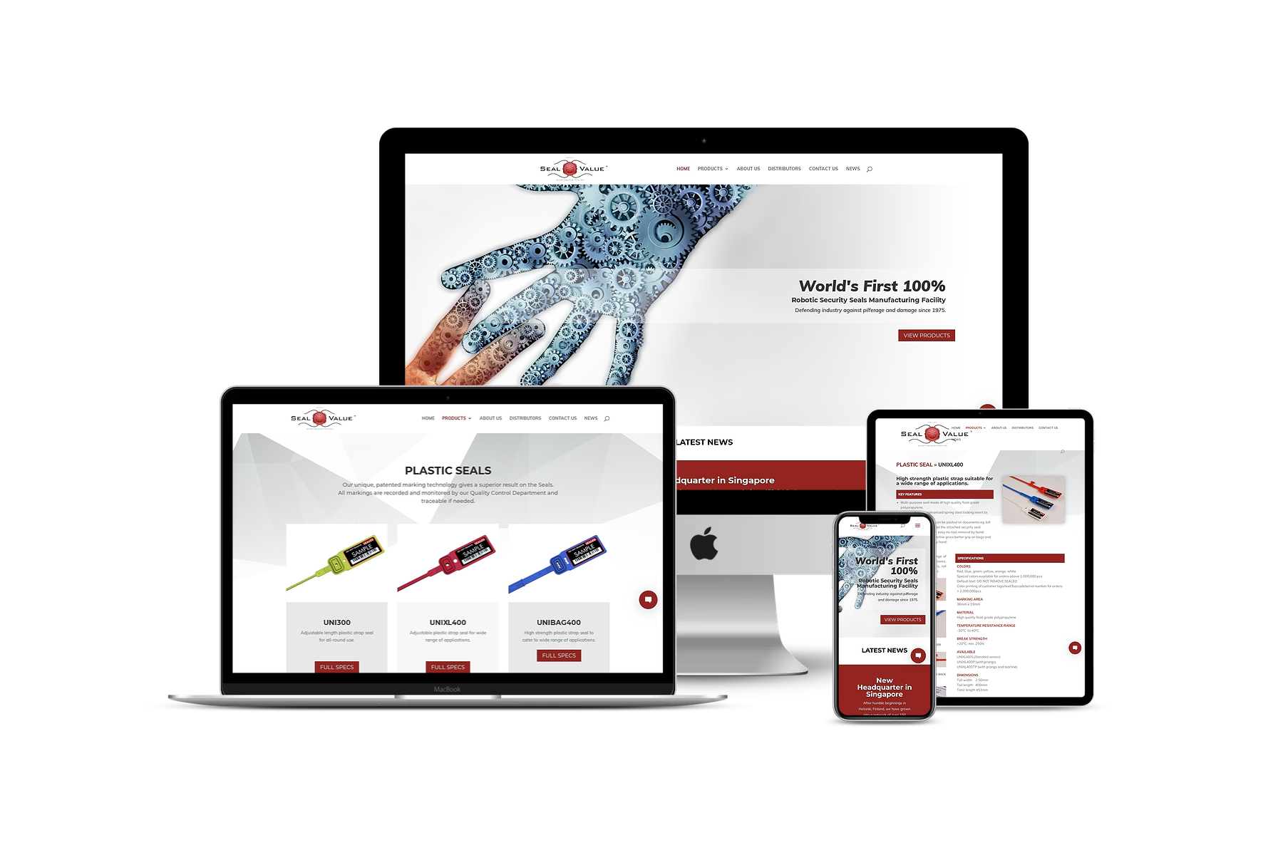 Design & Analytics portfolio_sealvalue SealValue