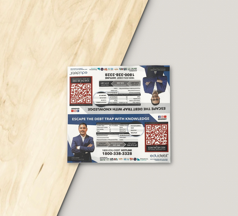 Design & Analytics edudebt-sticker-portfolio edudebt